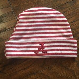 University of Alabama newborn hat